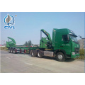 MQH37A New 40'HQ 37t Container Lift Crane Trailer