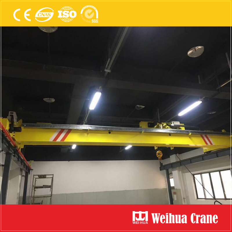 Eot Crane With Drag Chain