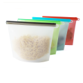 BPA free Eco-friendly Silicone Food Storage Bag