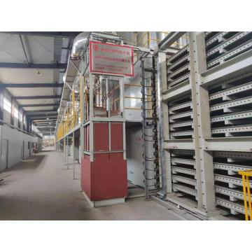 Fully Automatic Computer Control Continuous Drying Furnace
