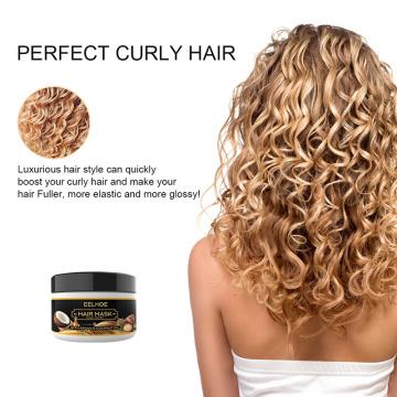 Dropshipping Quick Repair Damage Hair Root Keratin Hair Scalp Treatment 50ml Nutrition Hair Treatment Coconut Oil Mask TSLM1