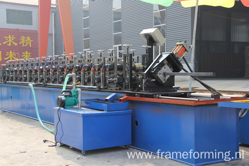 Unistrut Strut Channel Roll Forming Machine