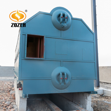 6t/h SZL coal biomass wood hips boiler