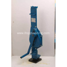 Mechanical steel jack 10 ton