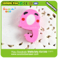 Animal Number Export eraser list chinese supplier