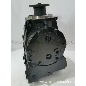danfoss pump motor series