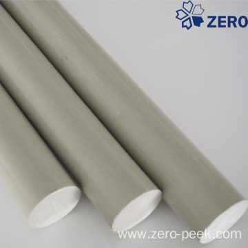 Grey colored PP rod