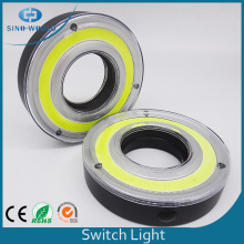 COB  LED Switch Light With a carabiner