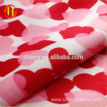 wholesale garment floral printed satin fabric
