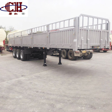 3Axles 40FT Enclosed Cargo Truck Trailer