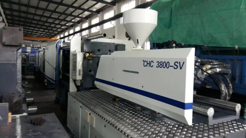 3800Kn Servo Injection Molding Machine