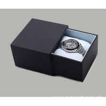Men Watch in sliding drawer box