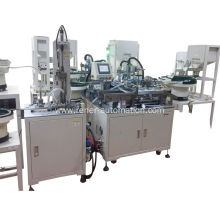 Inlet automatic assembly machine