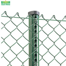 Fabric Chain Link Trellis Diamond Cyclone Fence