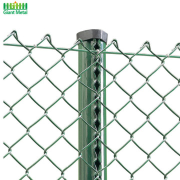 diamond rail vinyl fence