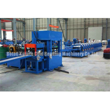 Two Waves Highway Guardrail Making Machine