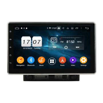 I-Klyde 10.1 inch android dsp car audio