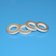 I-High Purity Alumina Ceramic Metallization Spacer