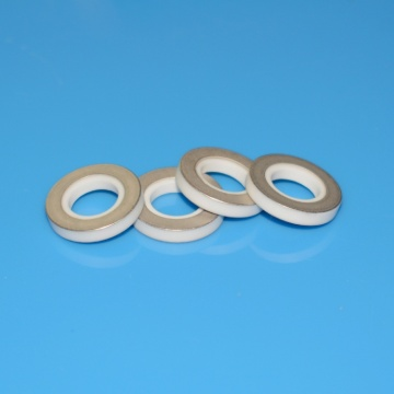 Kacapéan High aluminium Keramik Metacization Spacer
