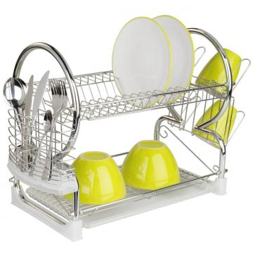 8 Sharp 2 Tier dish rack