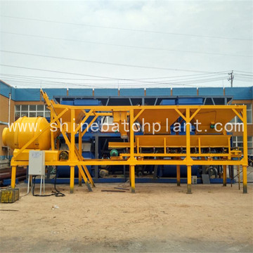 20 Wet Mobile Concrete Mixing Plants