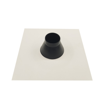 Custom Rubber Roof Flashing for Vent Pipe