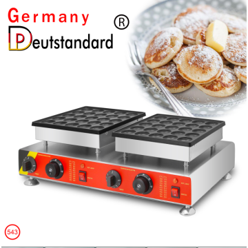 50pcs mini pancake maker dutch pancake machine