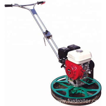 Hand Held Gasoline Concrete Floor Finishing Power Trowel Machine for Sale FMG-24