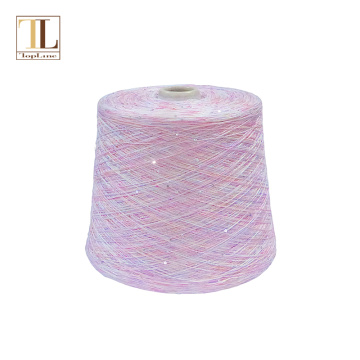 BCI Cotton Linen Blended Knitting Yarn