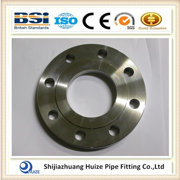 Stainless Steel Slip On Flange with RF Face Type