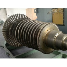 Impulse Turbine in Steam Power Plant from QNP