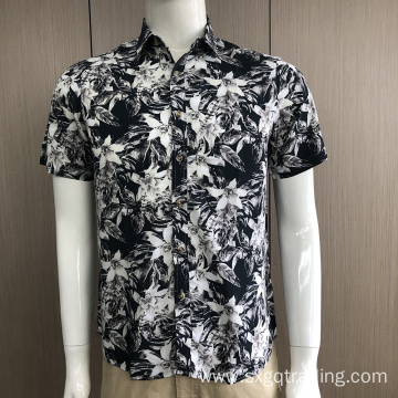 New style print shirt in summer