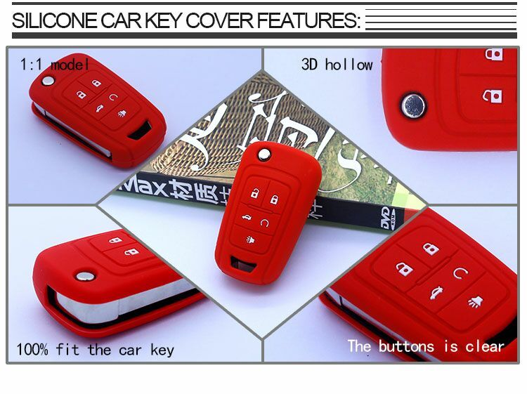 car key case silicone
