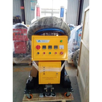 Factory price two components polyurethane foam spray machine
