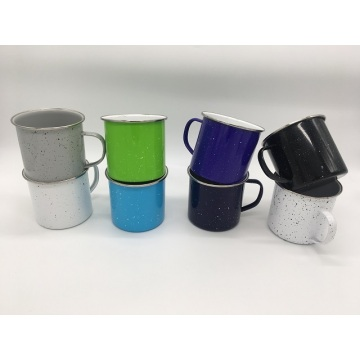 Outdoors Pioneer 12 14 16oz  Enamel Cups
