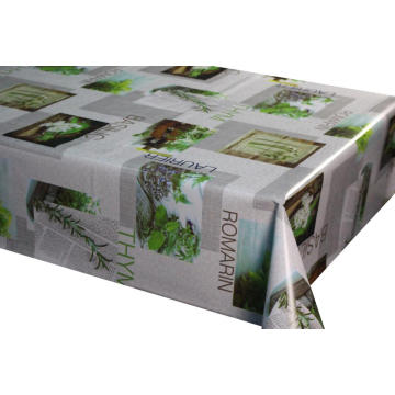 Pvc Printed fitted table covers M&s