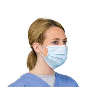 Face Mask Disposable Earloop In Stock
