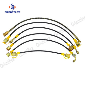 Top grade flexible coolant hose/ hydraulic test hose