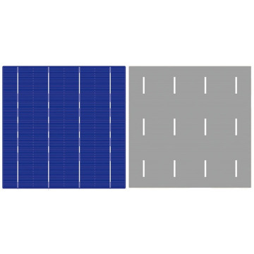 High Efficiency Perc Mono Poly Solar Cells