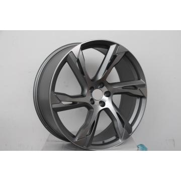 Gunmetal 22x9.0 alloy wheel Replica