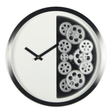 Stainless Steel Decorative Wall Clock