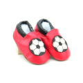 Factory Comfortable Soft Leather Casual Christmas Baby Shoes