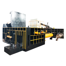 Aluminum Turnings Copper Shavings Metal Compactor Machine