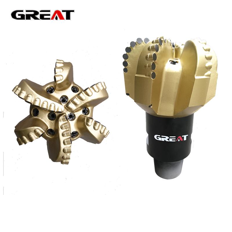 Matrix body PDC bit for Oil  well drilling