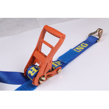 "2"" 6T Heavy Duty Ratchet Tie Down Strap"