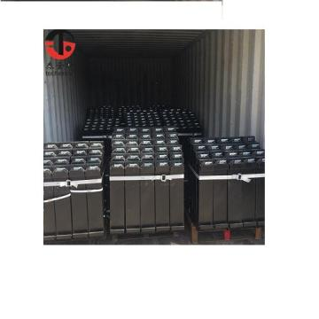 Heavy capacity forklift forks for port container using