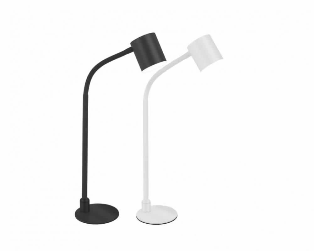 Led Table Lamp Black 2