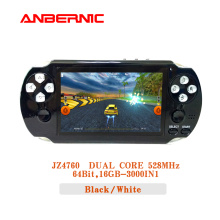 """ANBEINIC Handheld Game Console 650 Classic Games 4.3"""" 64 Bit Portable Game Console PAP-GametaII Retro Game Video Game Console"""