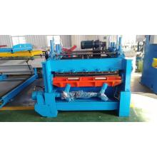 cutting to length production line for steel