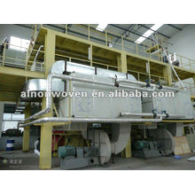 spunbond nonwoven fabric machine